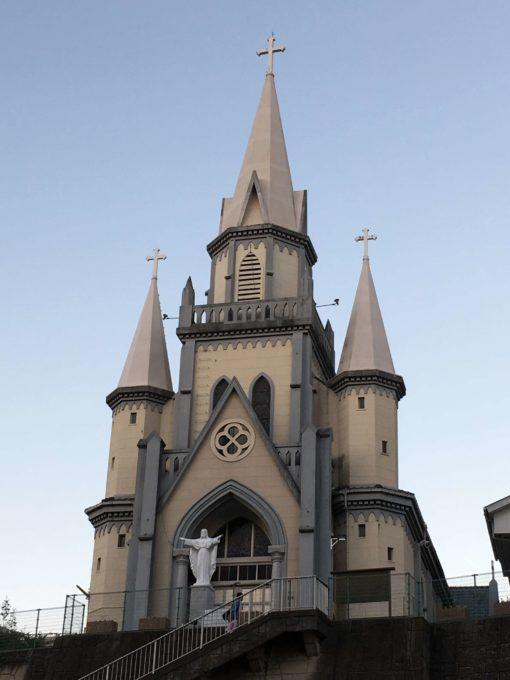 佐世保の教会