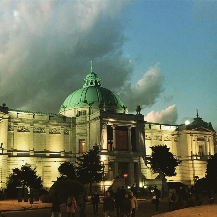 東京国立博物館表慶館画像