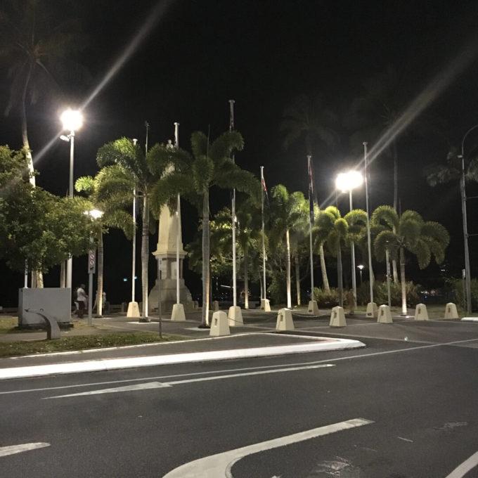 ケアンズ夜景