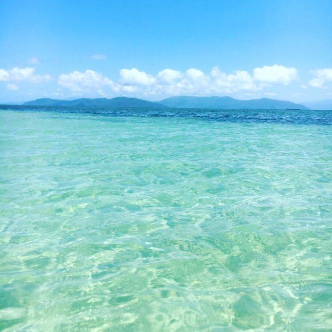 グリーン島ビーチ