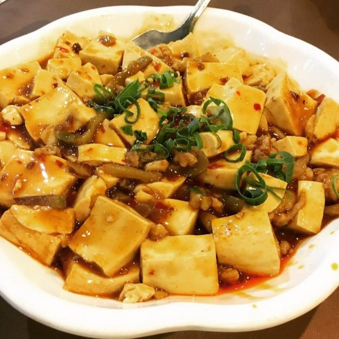 マー坊豆腐