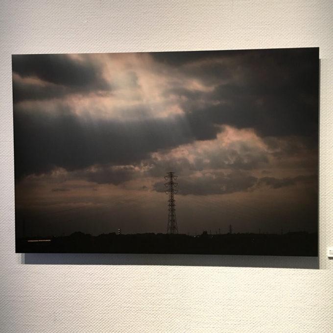 落合陽一写真展作品