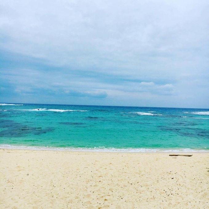奄美大島土盛海岸