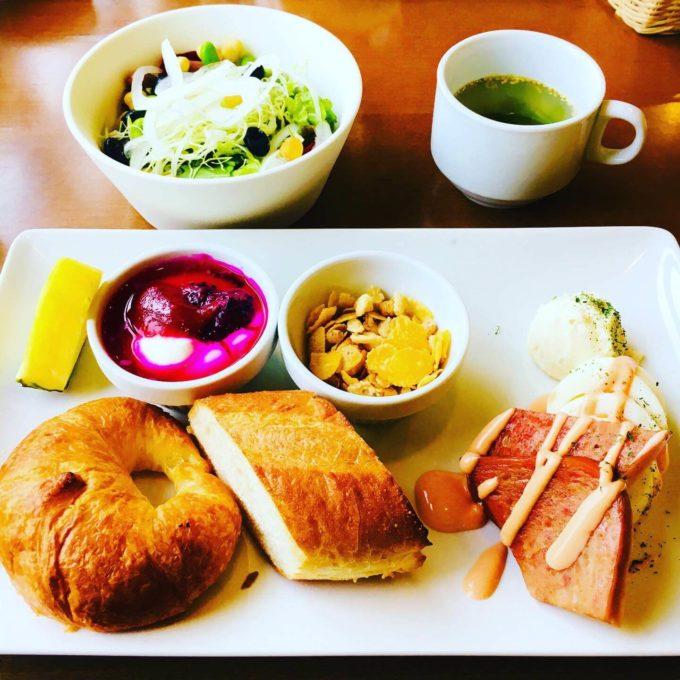 ネイティブシー奄美朝食