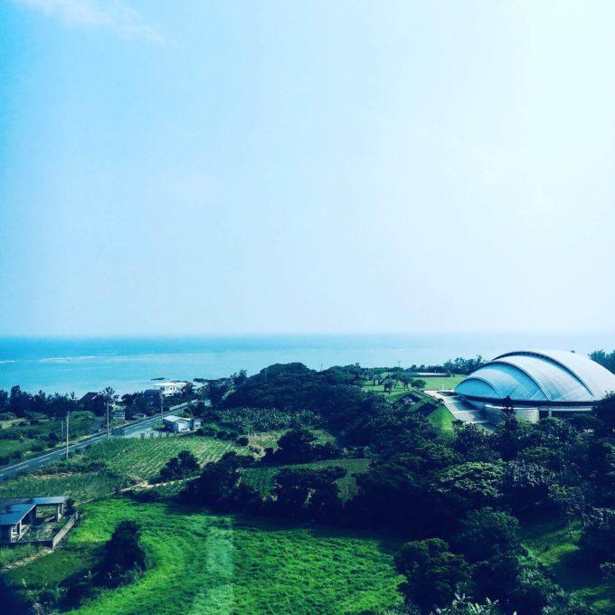 奄美パーク展望台