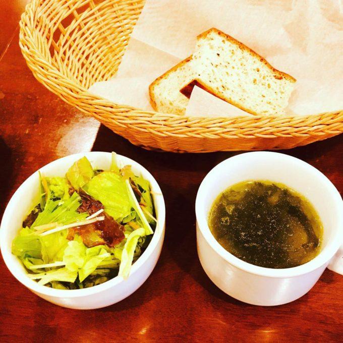 レストランフォレスト パン