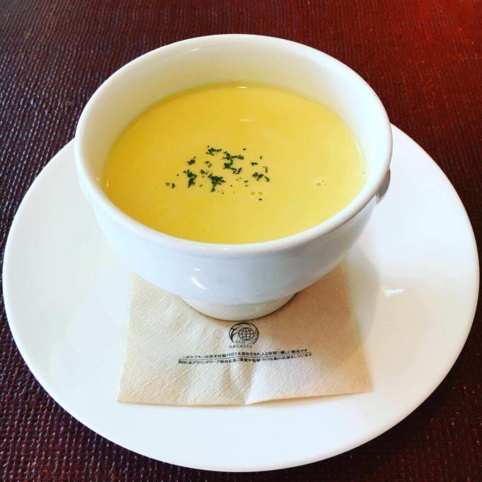 クローバーボヌール スープ