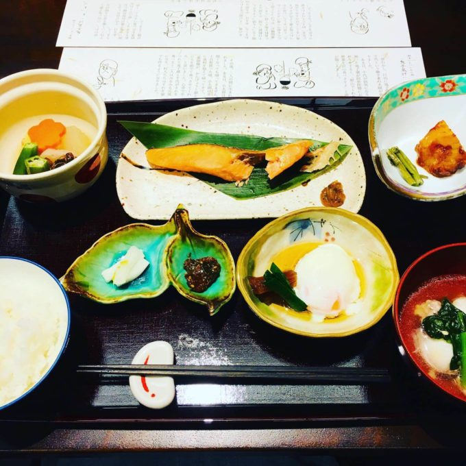 星野リゾート界川治 朝食