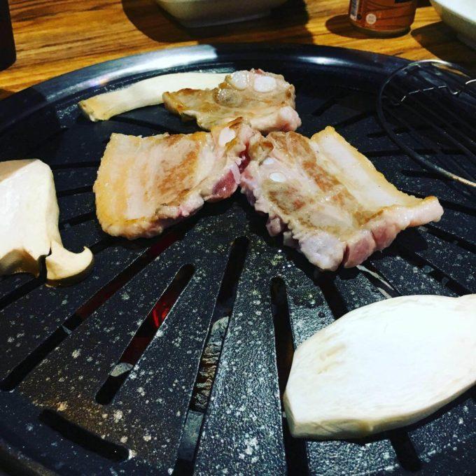トンマル 焼肉