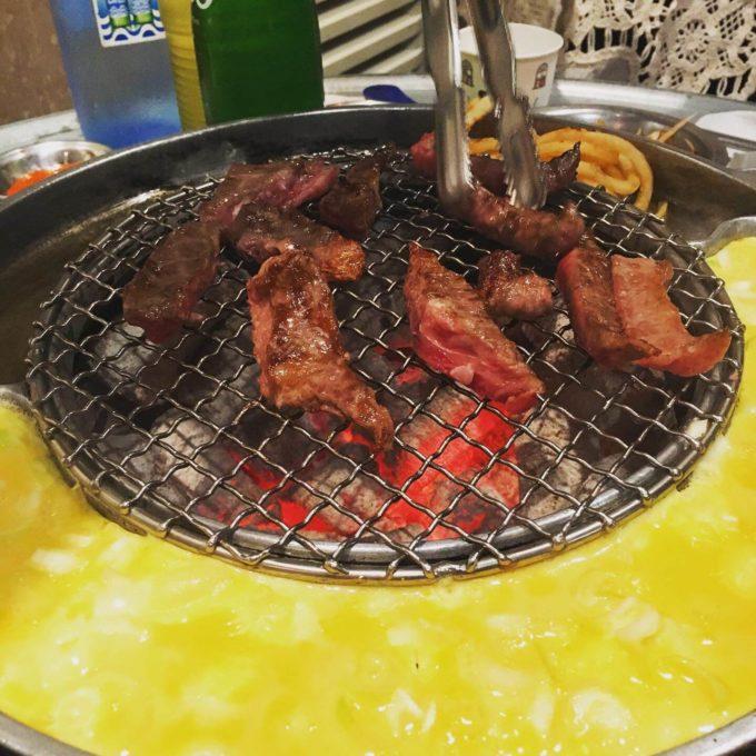 釜山オバンジャン焼肉