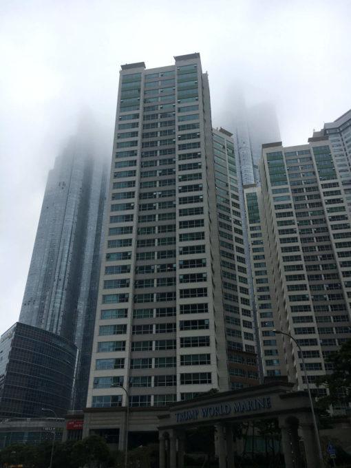 ヘウンデ高層ビル