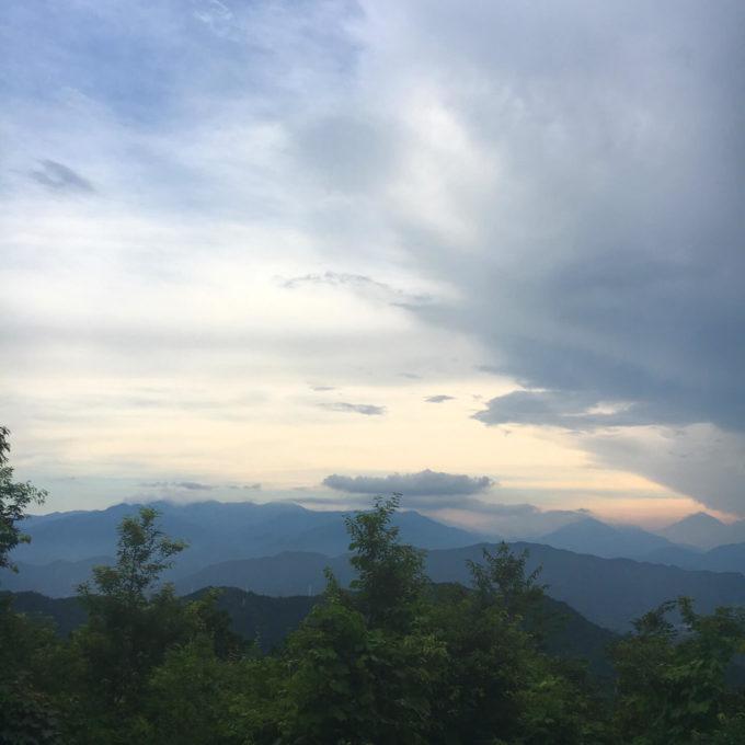 高尾山山頂