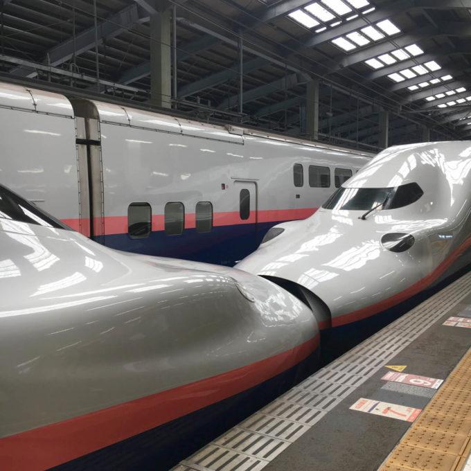 新幹線MAXトキ