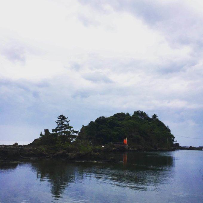 佐渡 矢島経島