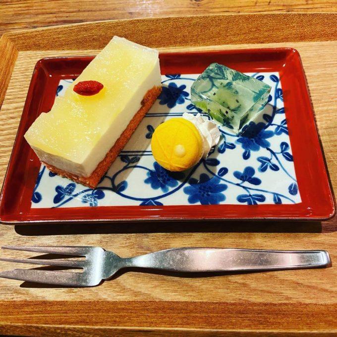 蓼科高原親湯温泉夕食